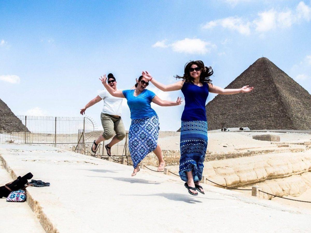Hiking Egypt Pyramids Tours