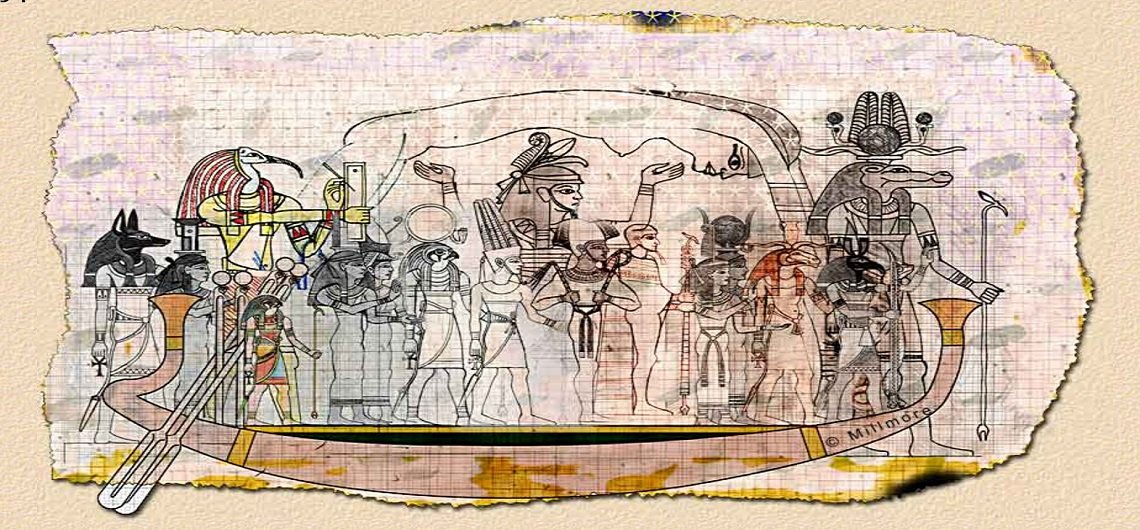 Ancient Egyptian GODS AND Pharaohs Pictures