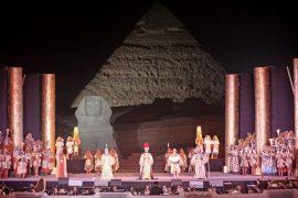 Opera Aida Verdi Tour