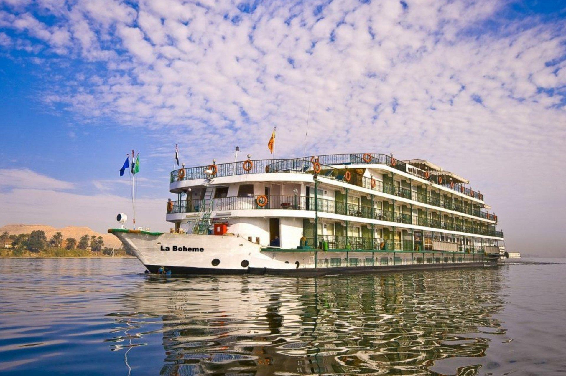 Trip Nile Cruise Hurghada
