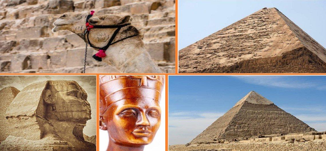 Egyptian Pyramids Up Close 1