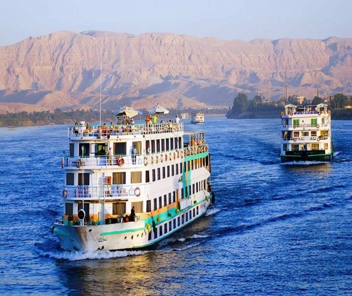 6 Days Nile Cruise to Luxor and Aswan