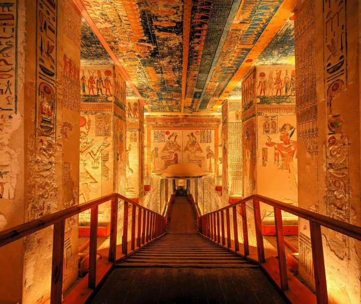 Valley Kings Luxor